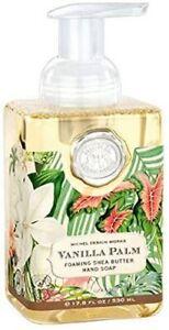 Michel Design Works Foaming Hand Soap, 17.8-Ounce, VANILLA PALM Vanilla Coconut