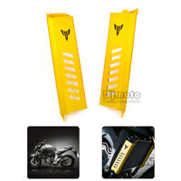 Radiator Side Guard Cover Protector For Yamaha MT09 FZ09 2013 2014 2015 2016