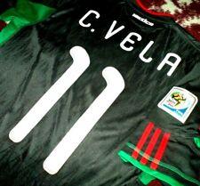 Jersey mexico adidas Carlos Vela 2010 world cup WC10 (M) black LAFC soccer