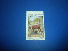 BECHSTEIN 1 Fairy Tale stamps 1910 Piedmont T333? Wentz tobacco premium