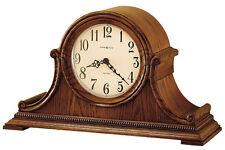 "630--152 ""HILLSBOROUGH"" MANTEL CLOCK IN OAK - HOWARD MILLER CLOCK COMPANY"