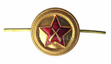 USSR Soviet Russia Military Cockade Badge VOKhR Uniformed Factory Guard Security