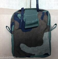 """US Military Issue Woodland Camo""""Medic Pouch BRAND NEW"""
