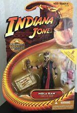 """Indiana Jones Temple of Doom Mola Ram 3.75"""" Action Figure New"""