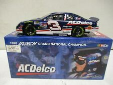 1998 Action Dale Earnhardt JR AC Delco Busch Grand National Champion 1/24 10/16