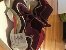 ADIDAS CRAZY BYW I X ERIC EMANUEL SZ 12 MAROON WHITE BD7242 boost new with tags