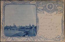 Russia 1905 PC POSTCARD Belgorod-Winterthur ch Moscow Kremlin View Cremlino RARE