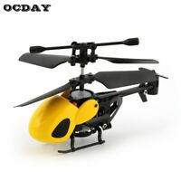 Micro Drone Mini Nano Remote Control RC Helicopter GYRO Toys for Kids Gift Toys