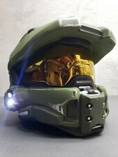 Halo Master Chief Mens sz XXL Prestige Helmet Cosplay Display