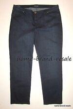 SEE THRU SOUL Womens PLUS Size 24 3X Denim SKINNY Jeans Dark Indigo Wash
