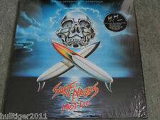 SURF NAZIS MUST DIE SOUNDTRACK BLACK LTD EDT 800 LP VINYL RECORD STRANGE DISCS