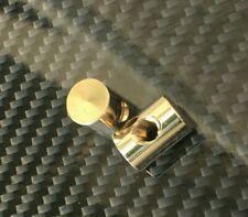 2pcs M6 x 9Dia x 15.8mm High Quality Bronze Barrel Nut windsurfing fin, foil