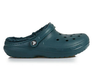 Damen Flipflops Crocs Classic Lined Clog 203591-375