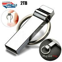 2TB USB3.0 Flash-Laufwerk Memory Stick Hochgeschwindigkeits-Speicher PC U Disk
