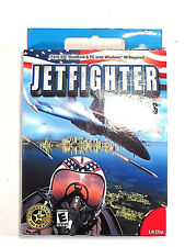 Jet Fighter for Palm OS Handheld & PC w/Windows Sealed Rated E New