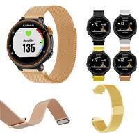 Milanese Loop Garmin Forerunner 235/220/230/620/630 Smart Watch Watch Band Strap