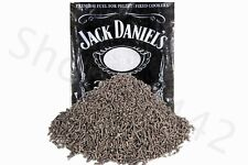 JACK DANIELS Smoker Pellets 10 POUNDS Premium Fuel Fired Cookers Oak Charcoal
