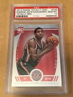 2013 Panini Totally Certified Giannis Antetokounmpo Totally Red Rookie /99
