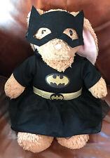 Build A Bear Batman Bunny Good Condition 15 Inch