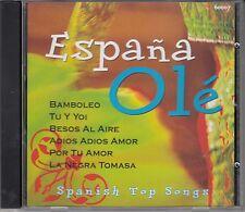 VA Espana Ole- Bamboleo, Tu Y Yoi, ... CD