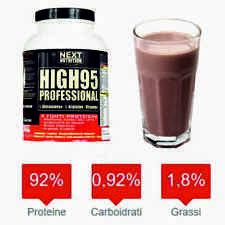 Proteine 90 % 4 fonti Lento Rilascio Aumento Massa Muscolare Cioccolato gr 1000