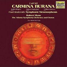 Carmina Burana [New Vinyl LP] Gatefold LP Jacket