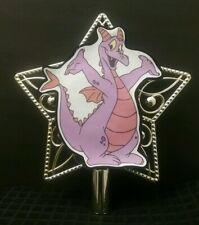 Disney Inspired Figment the Dragon Christmas Tree Topper Ornament Star top Epcot