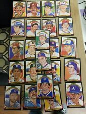 1985 donruss diamond kings 23 basebal card lot