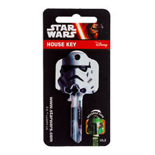 Official Licensed Star Wars Classic STORM TROOPER UL2 Key Blank GIFT Key Ring