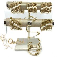Semanarios Chapa Oro Estilo Espiral |  Gold Plated Bracelet Wholesale