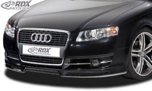 RDX Frontspoiler für Audi A4 B7 8H Cabrio (B-Ware)
