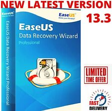 EaseUS Data Recovery Wizard v13.3 Last Version / Professional Lifetime License