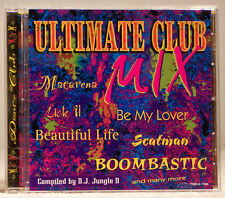 Ultimate Club Mix [Madacy 1996] by Countdown Dance Masters (CD, Jan-1997, Madacy