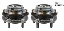 Front Wheel Hub Bearing Assembly for 2003-2012 INFINITI FX35 (AWD) (PAIR)