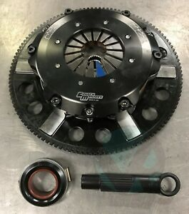 Clutch Masters K Series Twin Disc Clutch For Honda Civic Si Acura RSX K20 K24