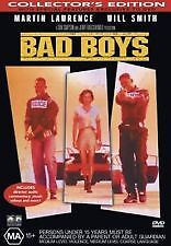 BAD BOYS - BRAND NEW & SEALED R4 DVD (WILL SMITH, MARTIN LAWRENCE, TEA LEONI)
