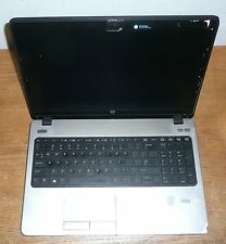 HP Probook 450 G1 Core i5 2.5GHz Laptop Notebook for parts or repair F2P34UT#ABA