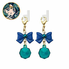 Sailor Moon Earphones Charm 2 Set 2 Ciondoli Sailor Neptune Nettuno Bandai