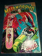 Metamorpho (1965 1st Series) #7 GD/VG 3.0 lot run set movie dc comics collection