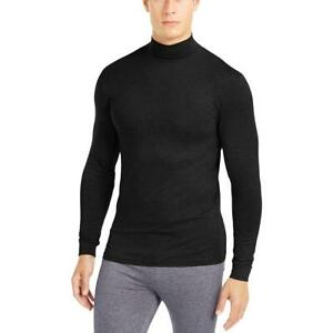 32 Degrees Heat Mens Heat Retention Warm Mock Neck T-Shirt Top BHFO 8682