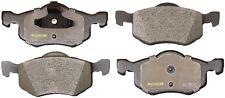 Disc Brake Pad-Total Solution Semi-Metallic Brake Pads Front Monroe DX843