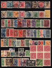 Austria 1883-1918 M&U Small Lot 78 items