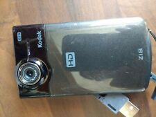 Kodak Zi8 Camcorder with strap