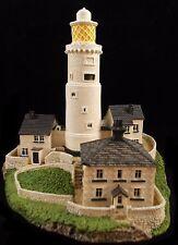 "1993 Danbury Mint International Lighthouses ""Start Point Lighthouse"" England D9"