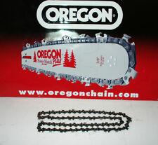 """HUSQVARNA 14"""" BATTERIA MOTOSEGA CATENA ecc 52 x 3/8 1.1 Benzina Motosega Oregon"""