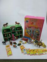 Ponies In My Pocket set and Accessories bundle boxed GC free delivery