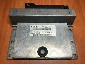 Citroen Xantia Peugeot 406 1.9 Engine Control Unit Bosch 0281001262 9624519580