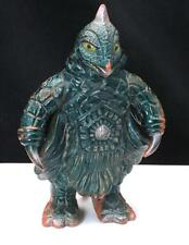 "Vintage 70s Popy ""King Zaurus"" Bemstar Footprint Monster Kaiju Figure Ultraman"