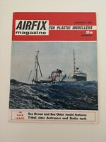 Airfix Magazine January 1967 - See details