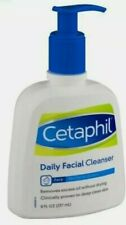New listing Cetaphil Daily Facial Cleanser For Normal To Oily Skin 8 Oz